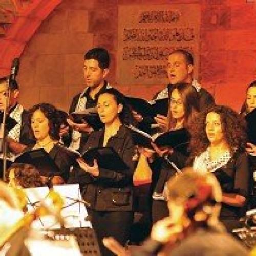 Un orchestre national palestinien…