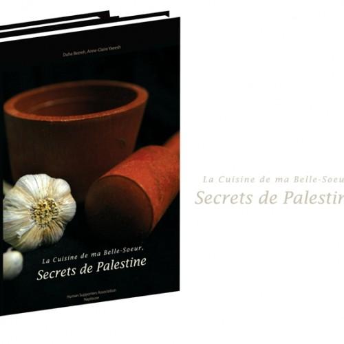 «Secrets de Palestine», un livre de recettes de cuisine palestinienne en français