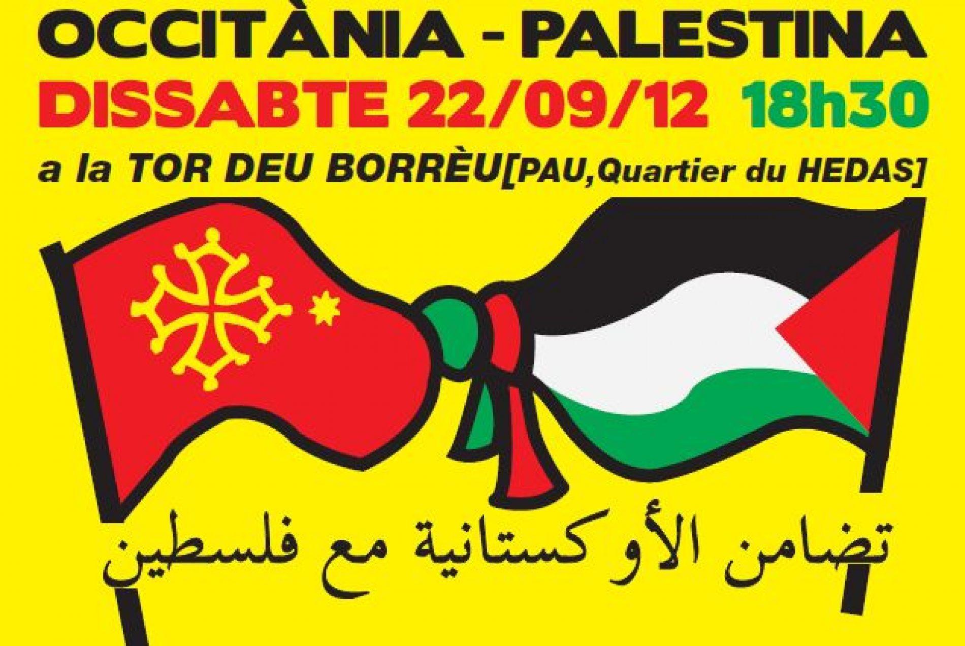 Soirée Occitanie | Palestine à Pau