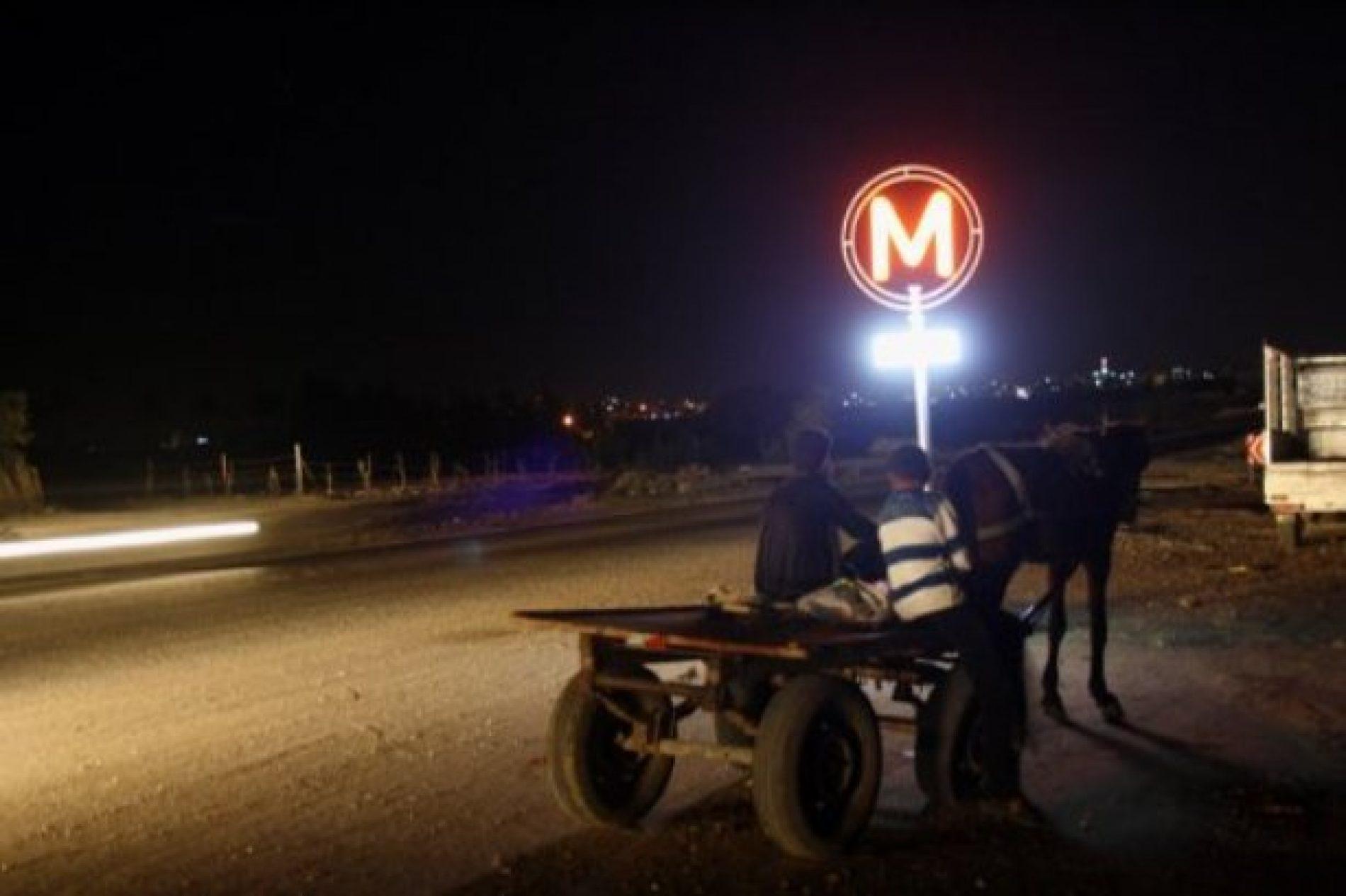 Mohamed Abusal : un métro nommé Gaza