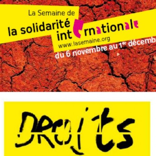 Semaine de la Solidarité St Brieuc