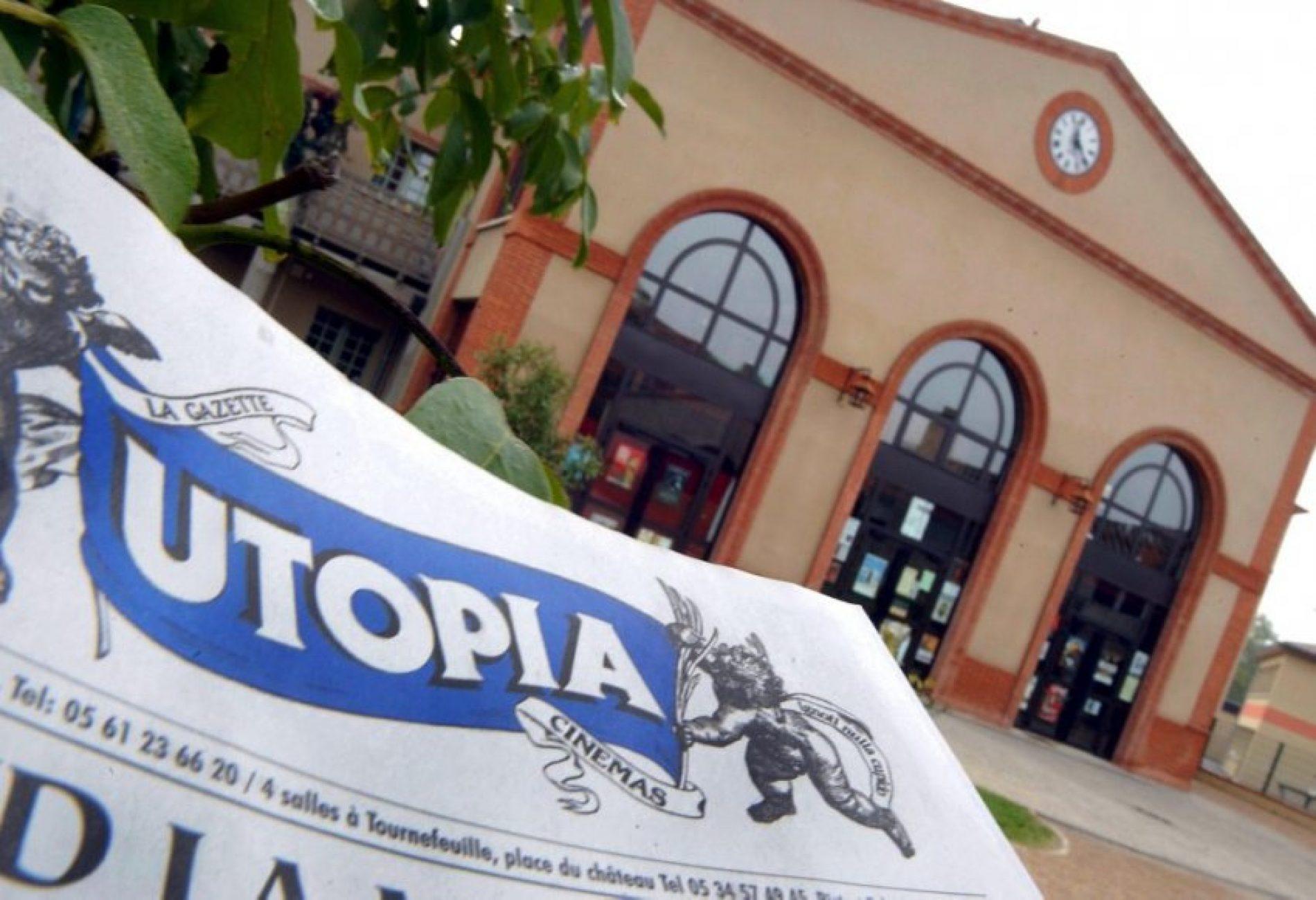 Marché Philistin à l'Utopia Toulouse