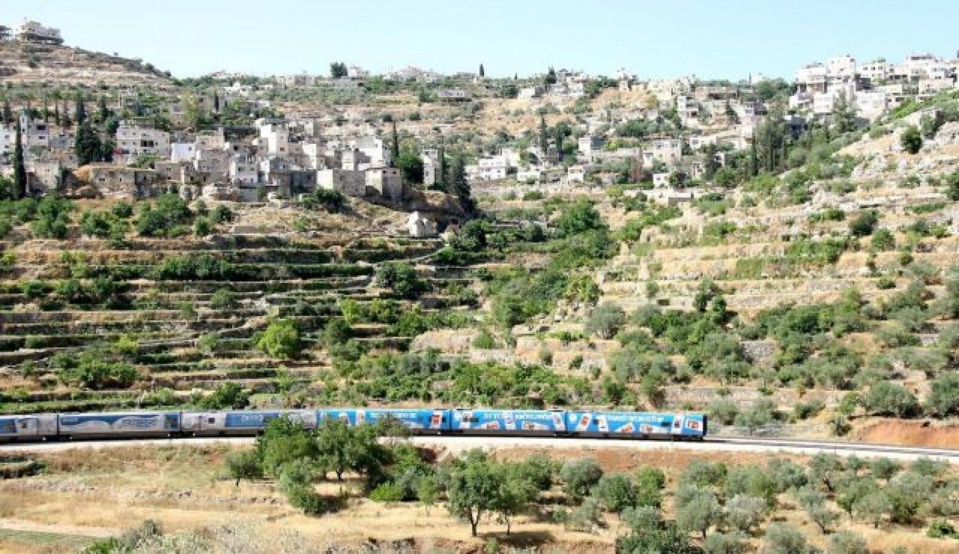 Battir, la civilisation romaine au coeur de la Palestine