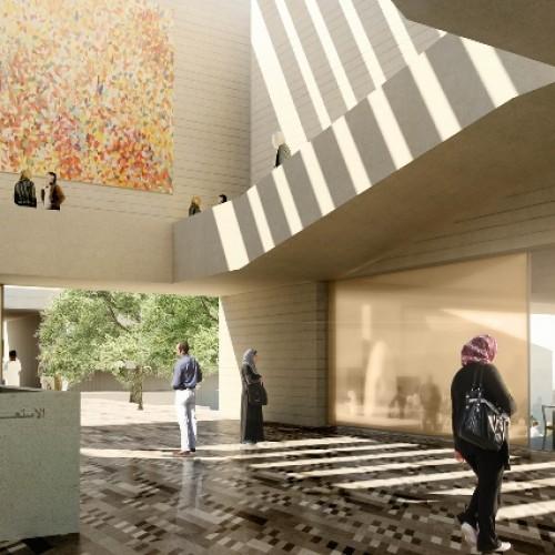 """Lancement du """"Palestinian Museum"""" à Bir Zeït"""