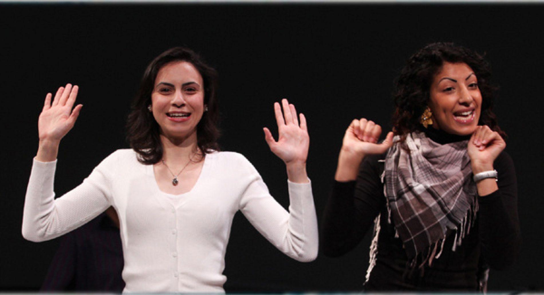 » Zone 6 » un cabaret palestinien à l'humour grinçant
