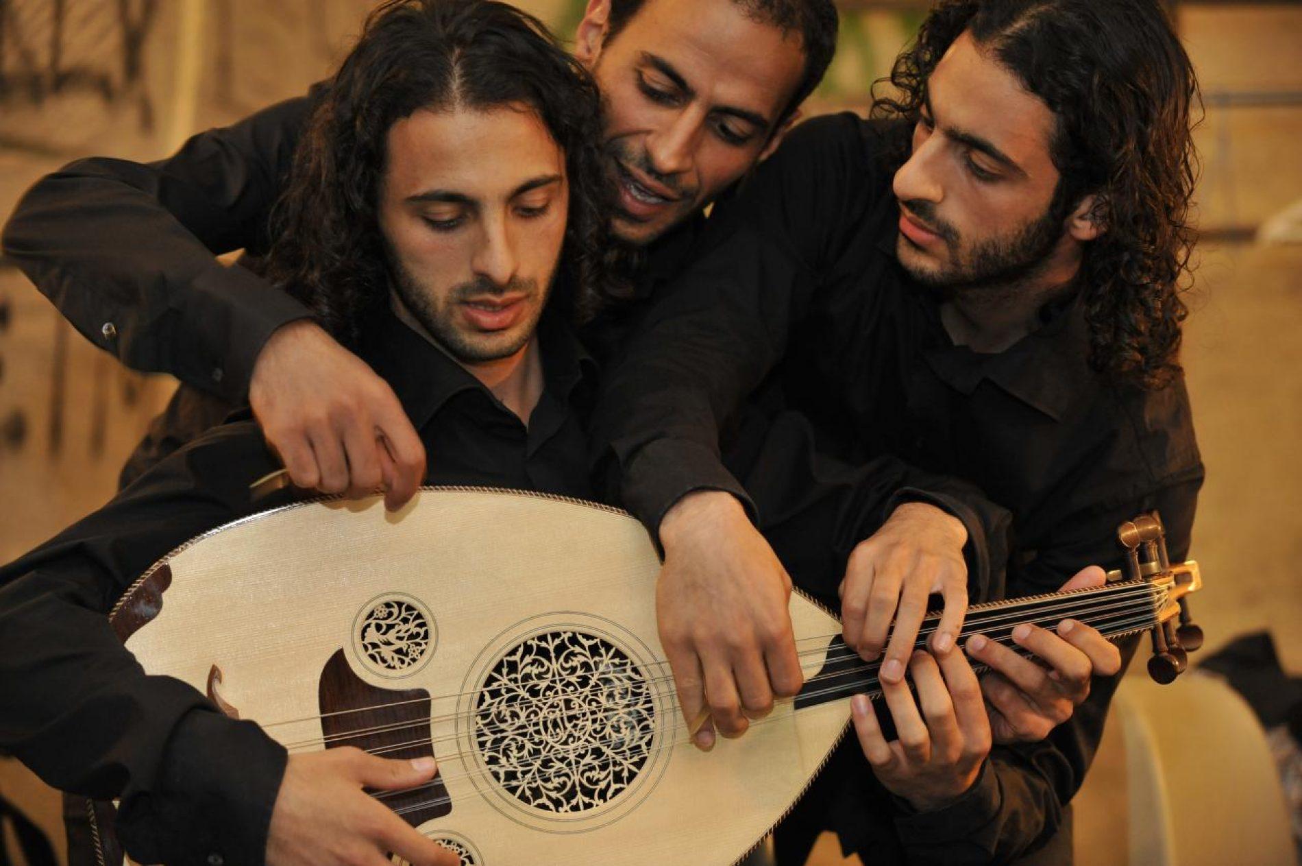 Trio Joubran au Festi'Val de Marne 2013