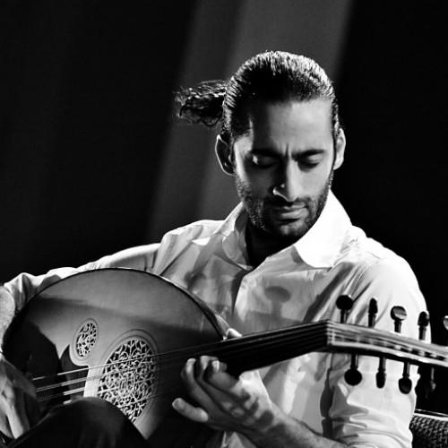 Projet solo du benjamin du Trio Joubran : Adnan Joubran
