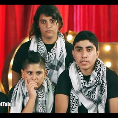 Gaza got talent
