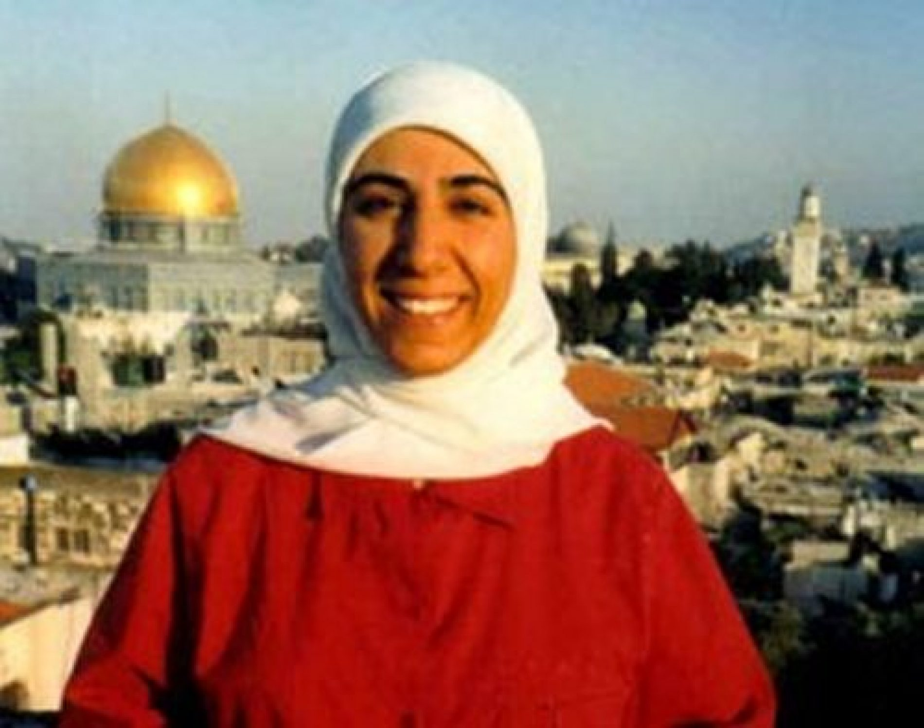 La psychiatre Dr. Samah Jaber à Palestine en Campagne 2015