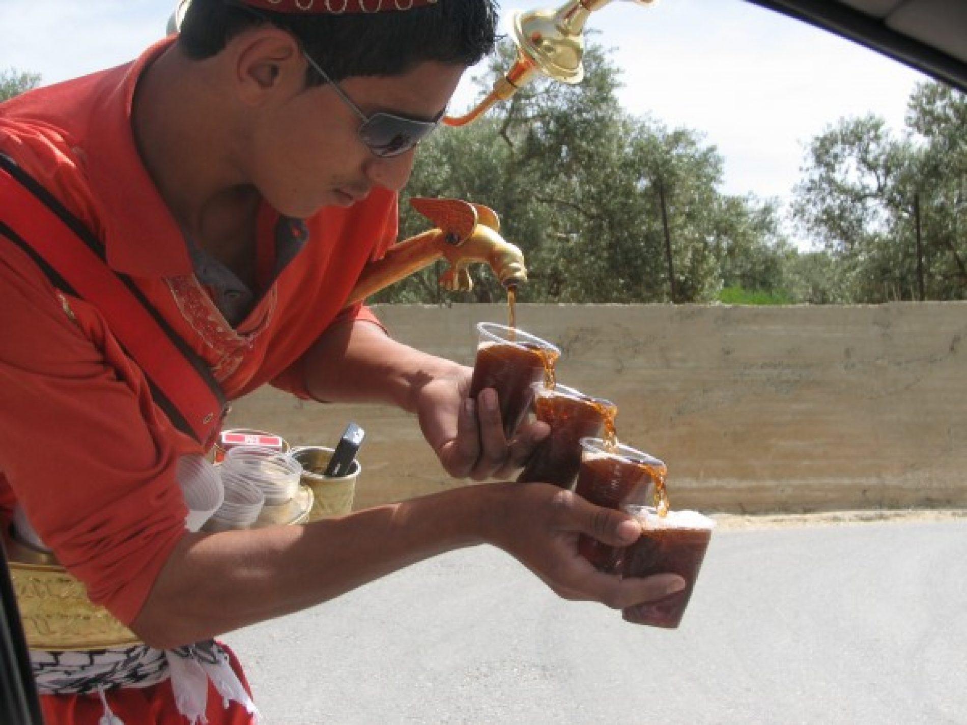 Diwan Voyage s'invite à Palestine en Campagne 2015