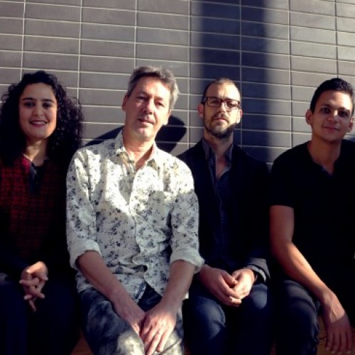 Golan Al Joulan, Hubert Dupont & le trio Al Sabil