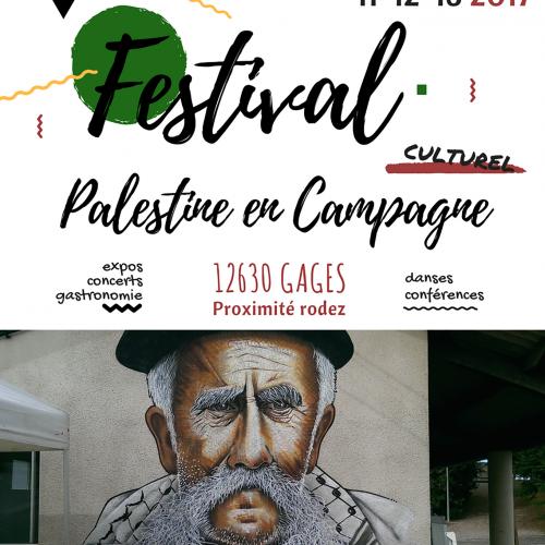 Palestine en Campagne 2017