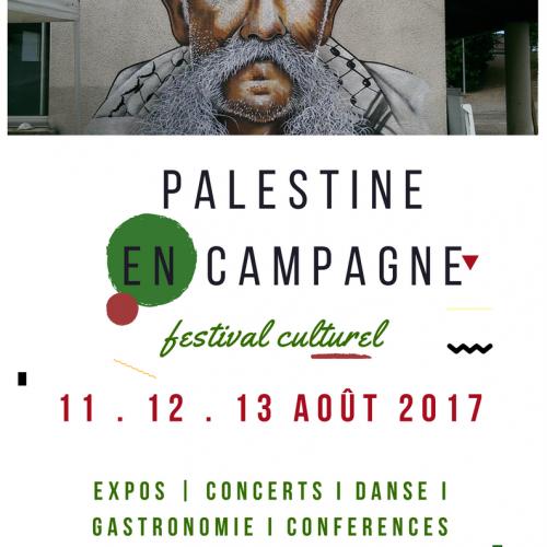 PALESTINE EN CAMPAGNE – Le programme
