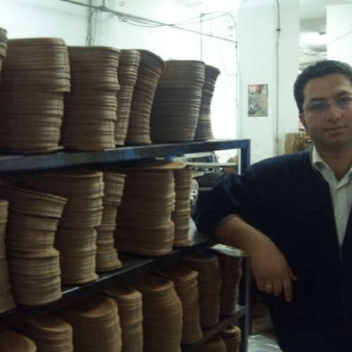 L'industrie de la chaussure à Hébron avec Husam Natche