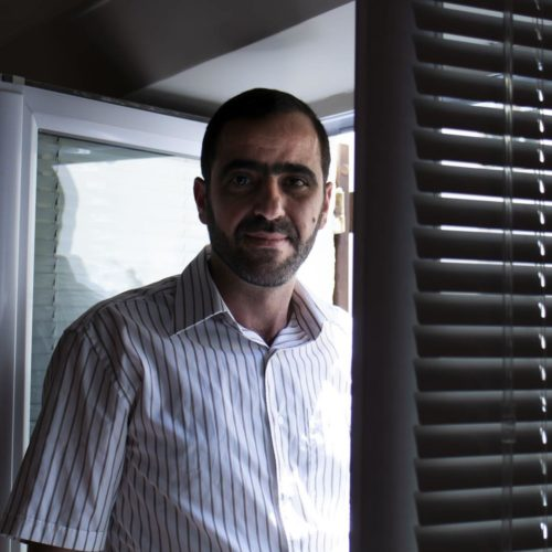 Sbeih Sbeih, sociologue palestinien de Bethléem