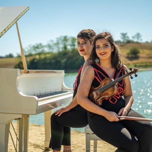 Charq Gharb : Mira Abualzulof au Piano et Lamar Elias au Violon